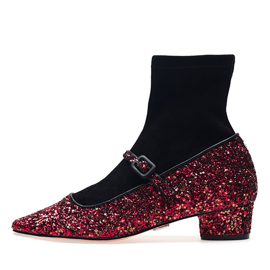 DANCE NIGHT ANKLE BOOTS NUH4512RE