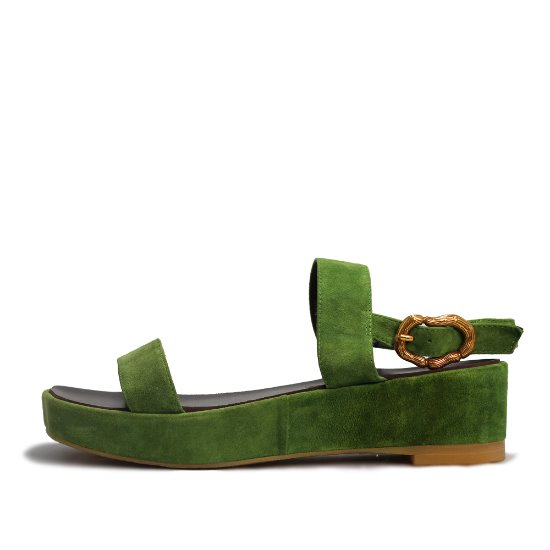 METAL BAND SANDALS NUH4528GN