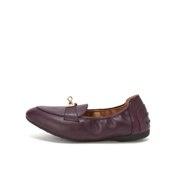 LOCK LOAFERS NS117PU
