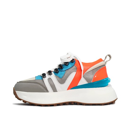 AIR POSITIVE SNEAKERS NS121OR