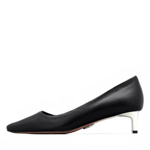 SEMI-POINTED PUMPS NUH6011BK