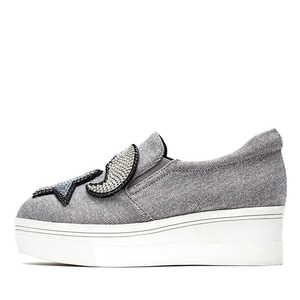 STAR & MOON SLIP-ON NUH4462SI
