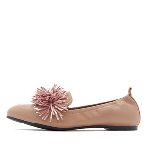 TASSLED LOAFER FLATS NUH4463BE