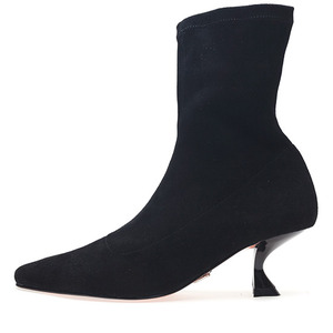 ELASTIC ANKLE BOOTS NUH4513BK