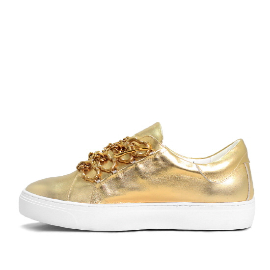 METAL LACE SNEAKERS NUH4531GO