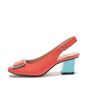 CARINO SLINGBACKS NS098OR