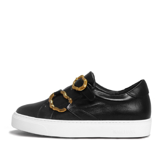 TWO METAL SNEAKERS NUH4532BK