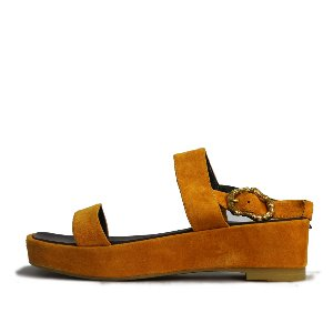 METAL BAND SANDALS NUH4528OR