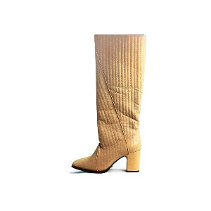 BACK STITCH LONG BOOTS NUH4557BE