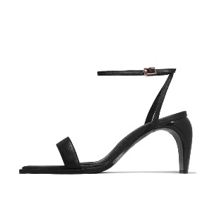 V LINE TOE SANDALS NUH4571BK
