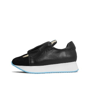 SHIRRING SNEAKERS NUH4562BK