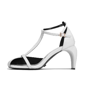 SQUARE TOE SANDALS NUH4565WH