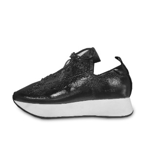 PLEAT SNEAKERS NUH4572BK