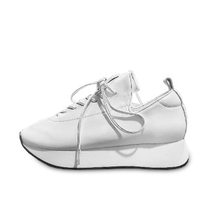 PLEAT SNEAKERS NUH4572WH