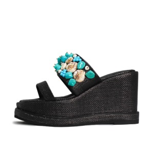 SHELFISH SANDALS NUH4580BK